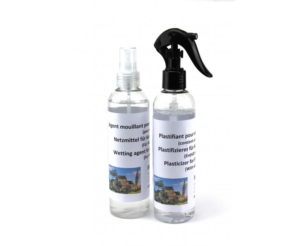 Plastifizierer für Kunstlichen Vegetalbau (Enthält ein Netzmittel) 500 ml