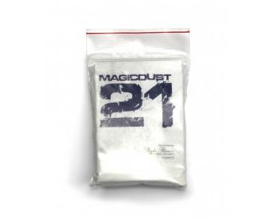Magidust : Cathalizing filler powder for cyanoacrylate glue