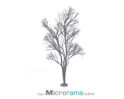 Microrama Oak 20 cm scale HO