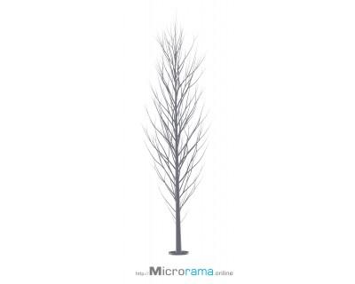 Microrama Álamo canadiense 20 cm escala HO