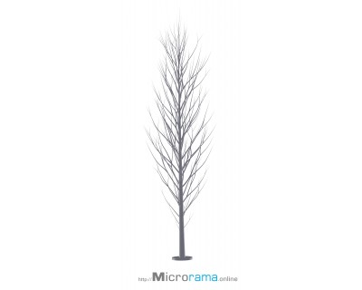 Microrama Canadian Poplar 20 cm scala HO