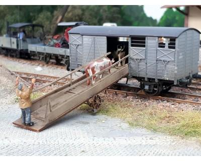 cattle loading ramp