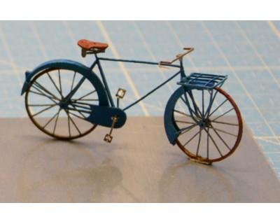 Motobécane carrier bike scale 0