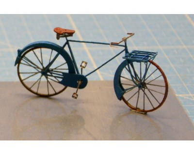vélo porteur Motobécane échelle 0