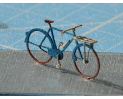 Vélo porteur Motobécane années 50