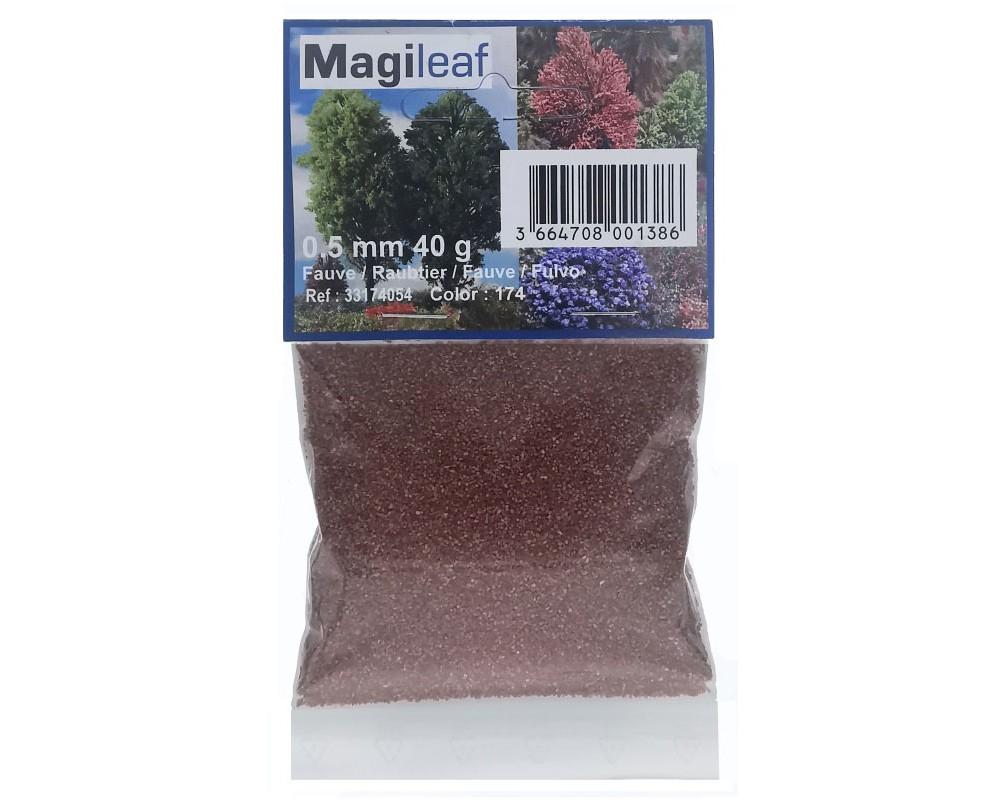 sachet fauve magileaf 0.5mm 40grs