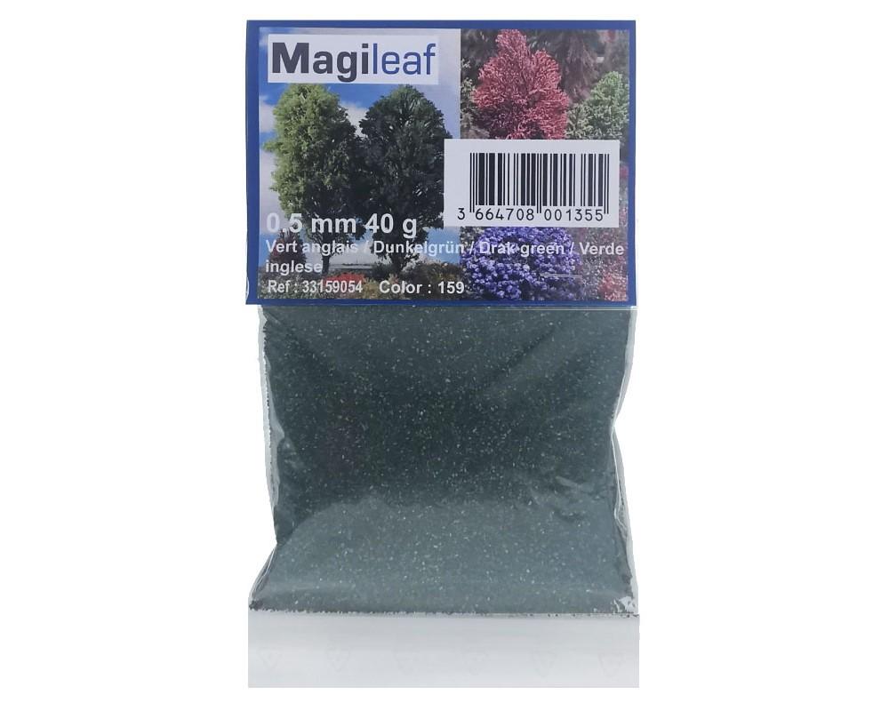 sachet vert anglais magileaf 0.5mm 40grs