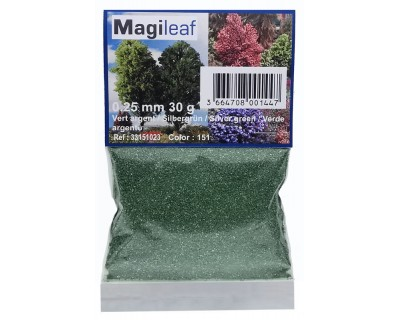 Magileaf 0.25mm 30 grs. Feuillage vert argent