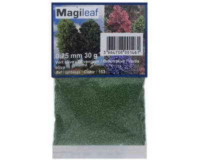 Magileaf 0.25mm 30 grs. Feuillage vert Olive