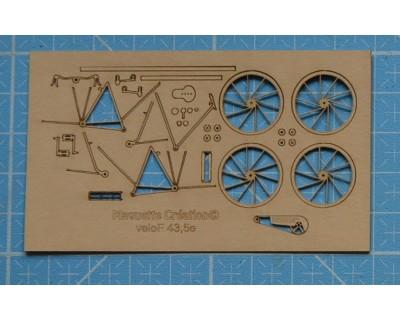 Frau Fahrrad 50/60