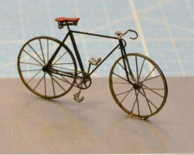 bicicleta de pista 50's