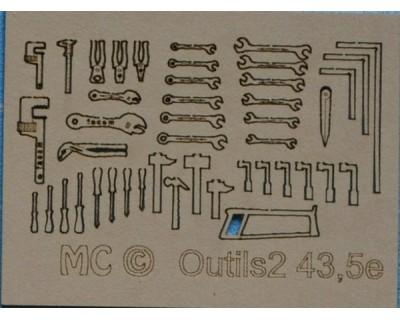 Herramientas de mecánico