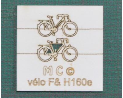Women's & Men's velo 30/60's