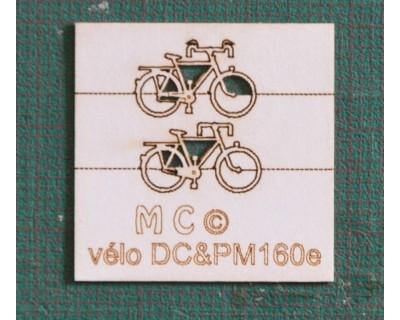 Bike Half Race and Motobecane Carrier 30s/60s