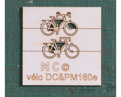 Media Carrera de Bicicletas y Motobecane Carrier 30s/60s