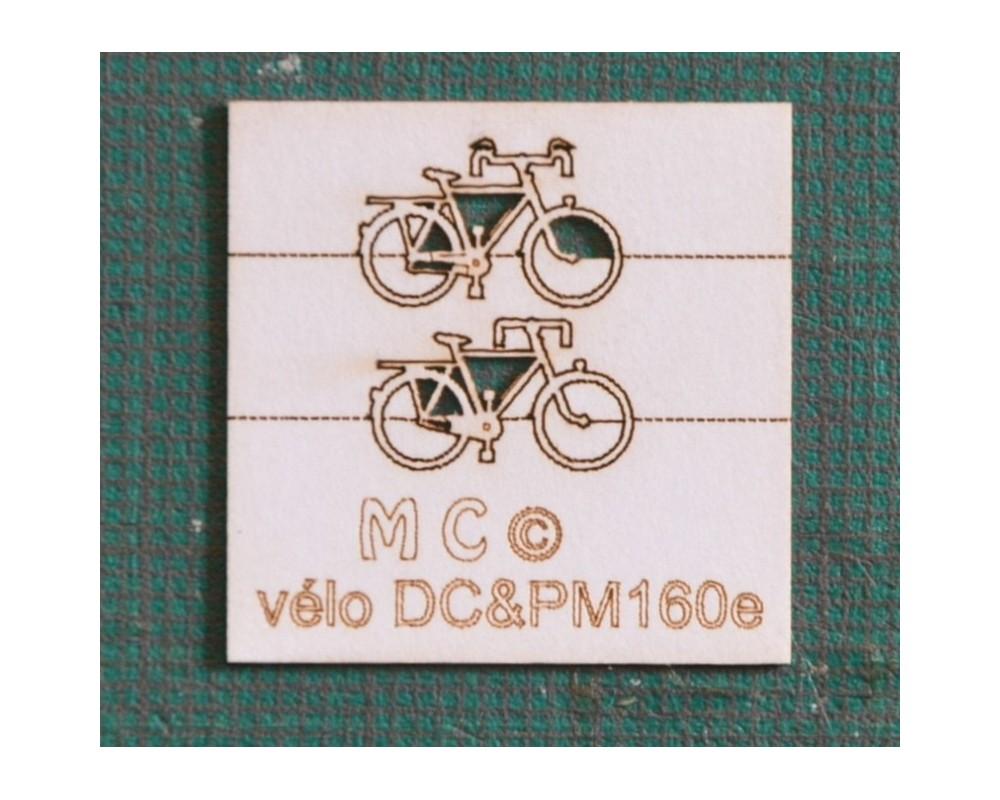 velo Demi Course et Porteur Motobécane années 30/60