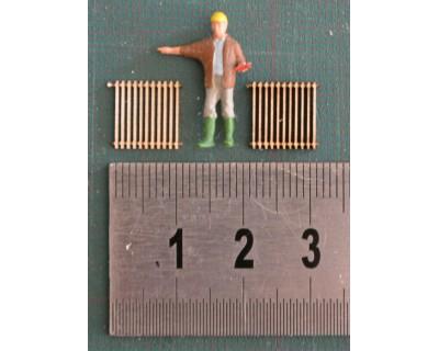 Cast iron radiators H0