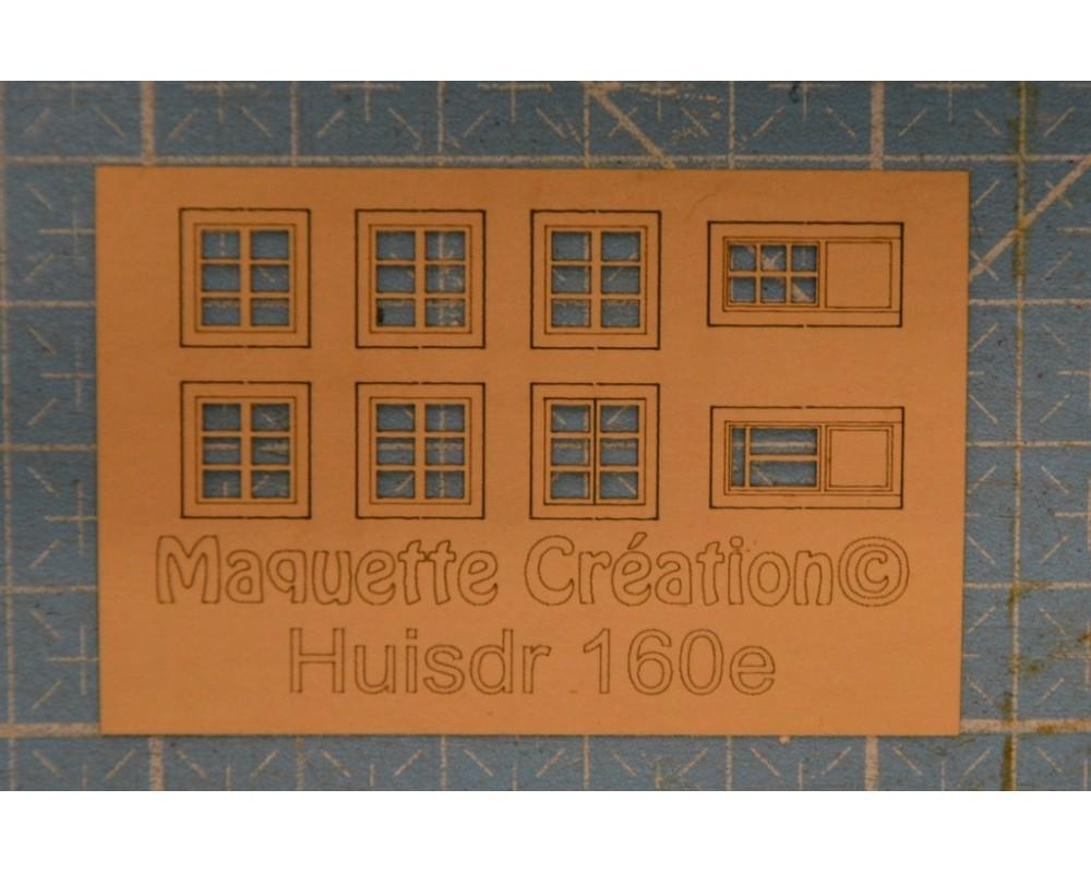 Huisseries pour Volets droits L60H130