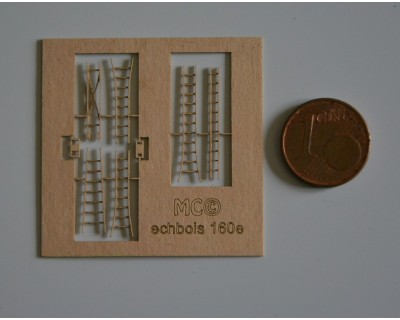 Wooden stepladders 160e