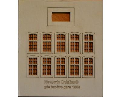 Grande finestra stazione 87°