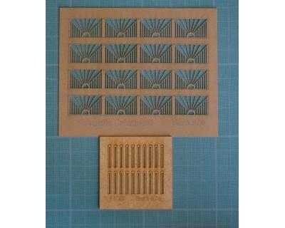clôture design  87e