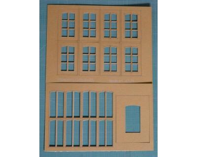 fenêtres  43,5e