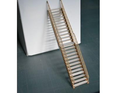 Escalier béton 43,5e