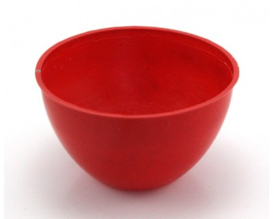 Red mixing bowl for Magiplast resin