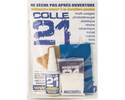 Kit de base Colle21