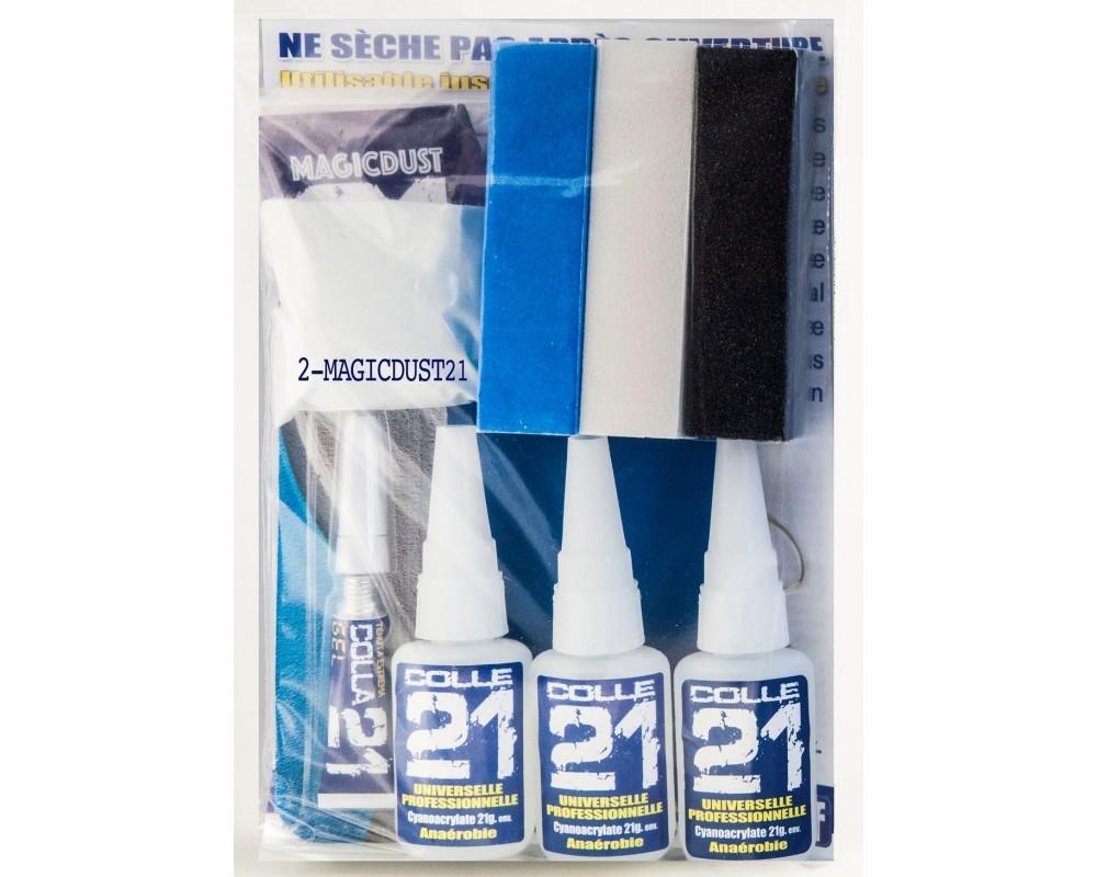 Kit Pro Sekundenkleber Colle21