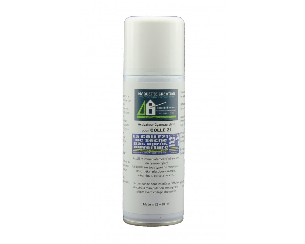 Activateur cyanoacrylate 200ml