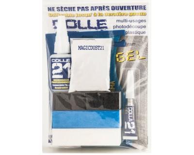 Basis-Kit Sekundenkleber Colle21