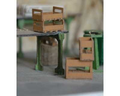 Fruit and vegetable crates 1/43,5e