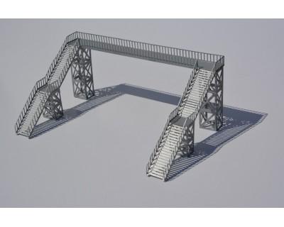 Passerelle métallique