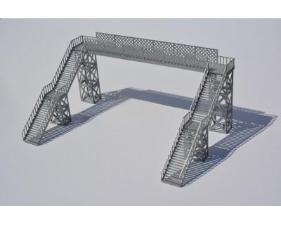 Metall-Gehweg